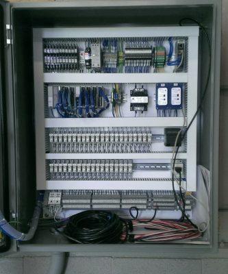 Pine Creek Valve Panel